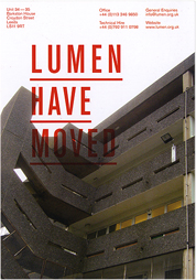 Lumen Moving Card