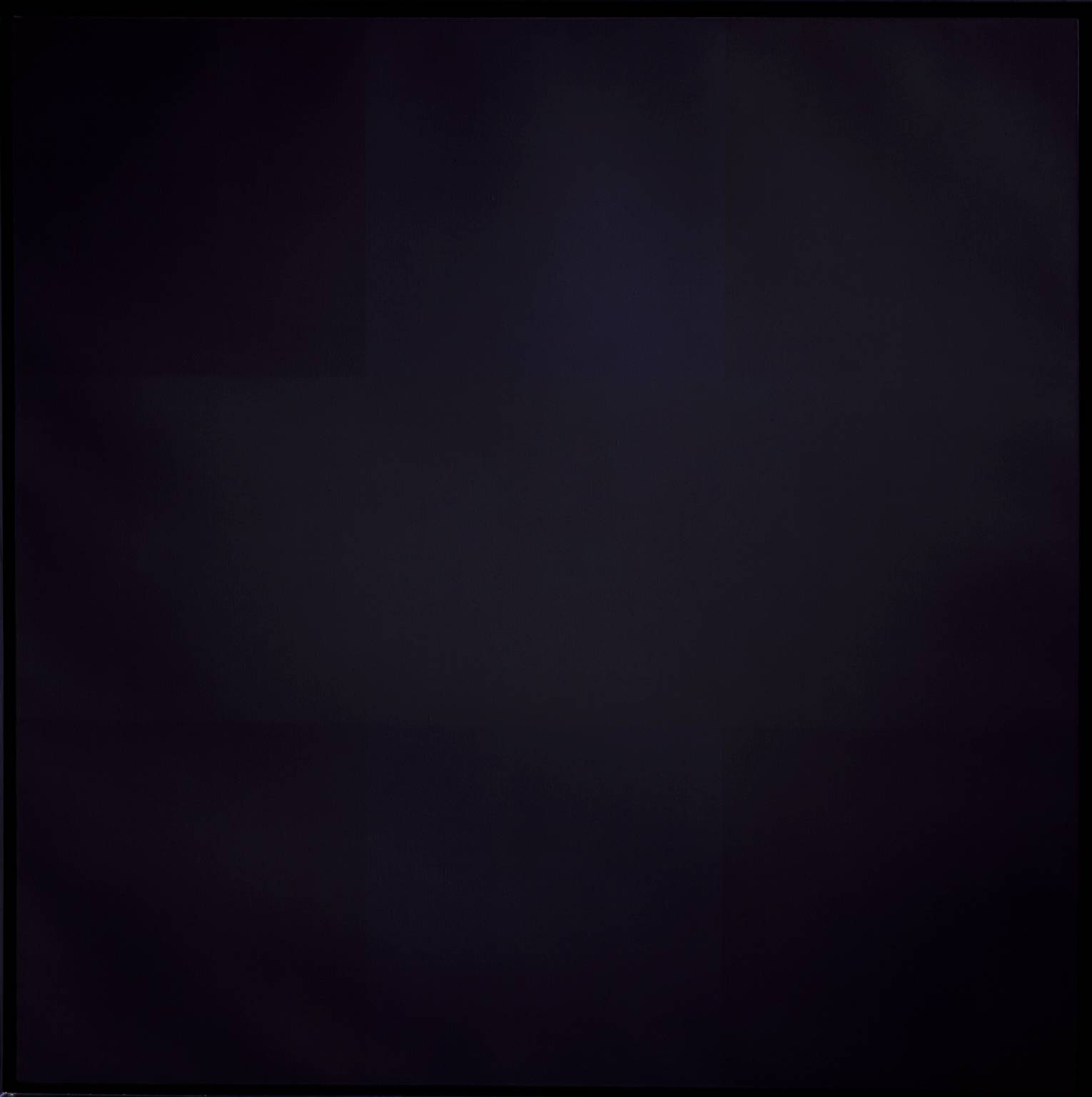 Abstract Painting No. 5 1962 by Ad Reinhardt 1913-1967