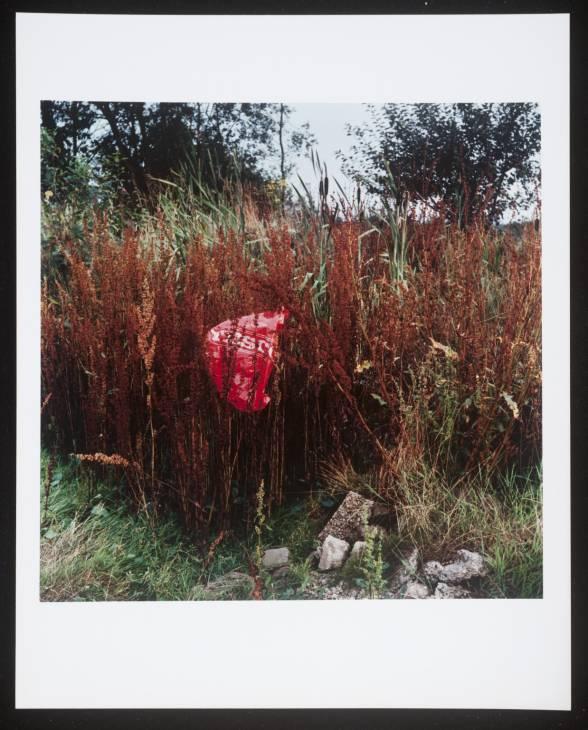 Miss Grace's Lane 1986-7 by Keith Arnatt 1930-2008