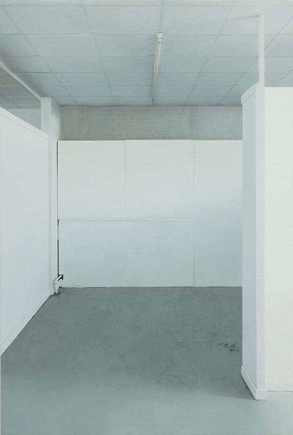PAUL_WINSTANLEY-Art_School_390x60cmoil_on_panel2012