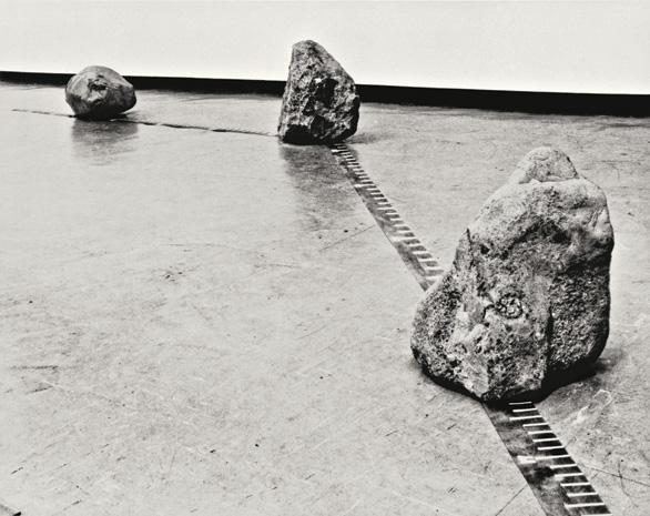 lee-ufan-relatum-rocks-measuring-tape