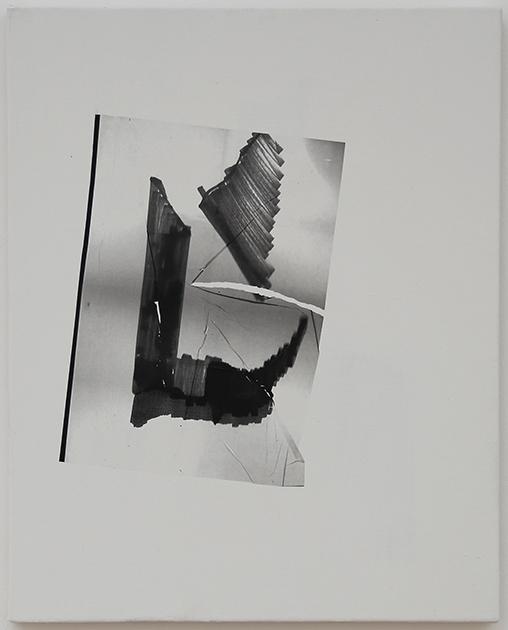 glaze, 2013, transfer on canvas, 41x31cm copy