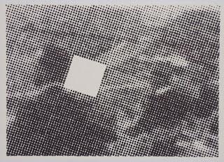 1936, 2012, Pen on paper, 21 x 15 cm