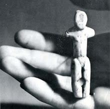 george swinton eskimo sculpture 1965
