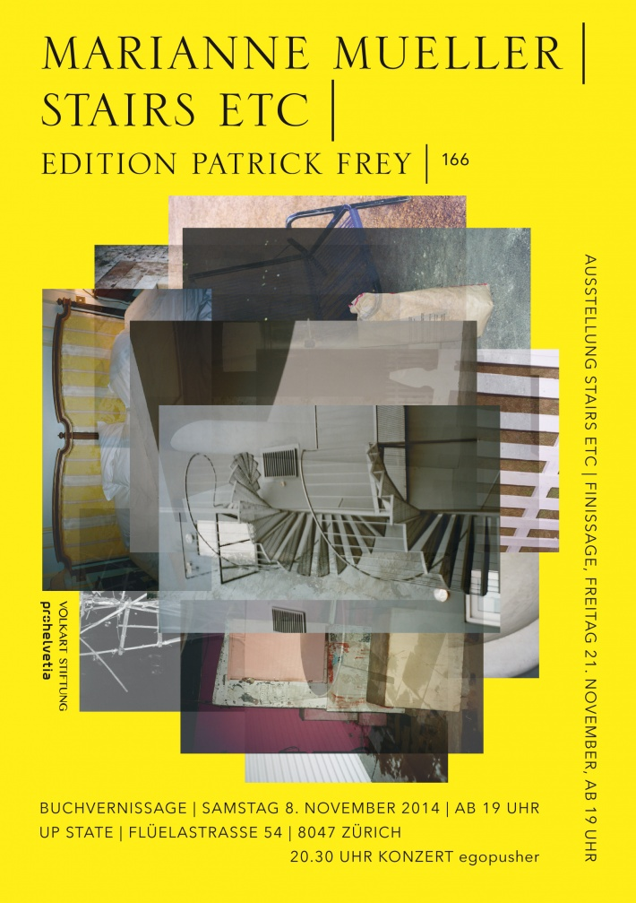 image-Book Launch- «STAIRS ETC»