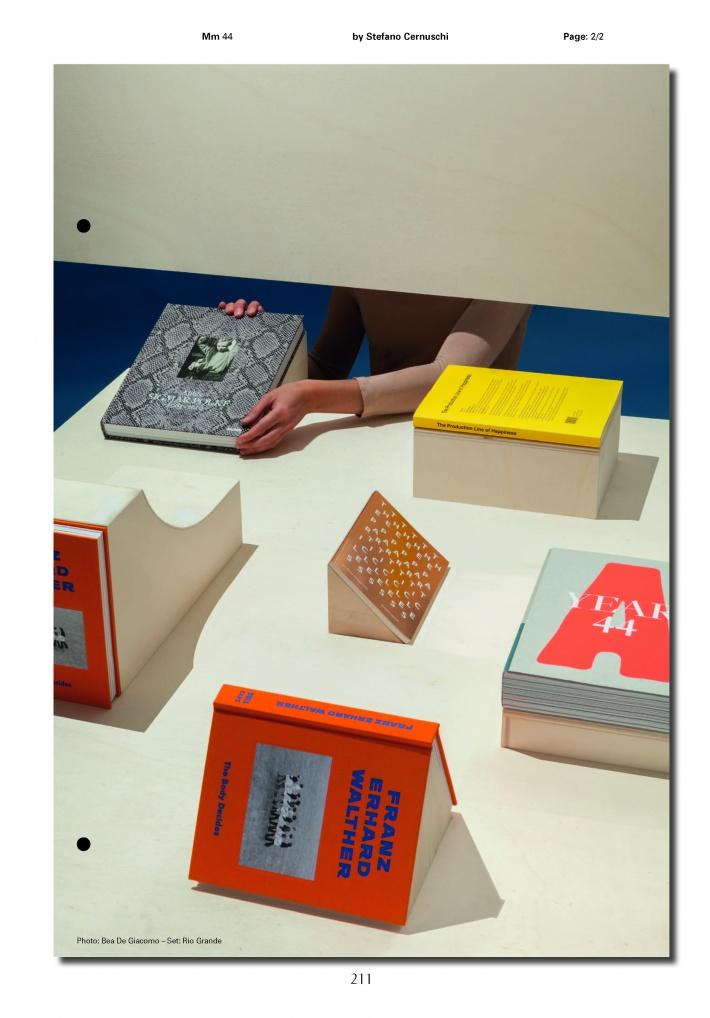 image-Mousse Magazine- «Books - THE PARTICLES (of White Naugahyde)