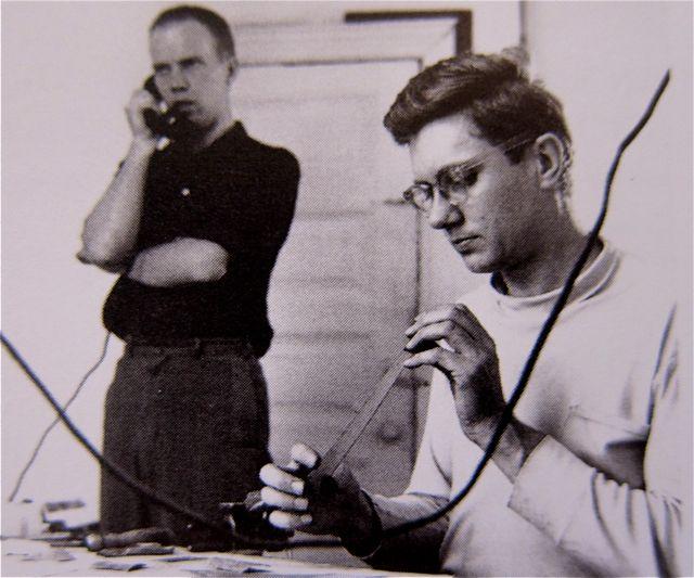 Ray Johnson 1954