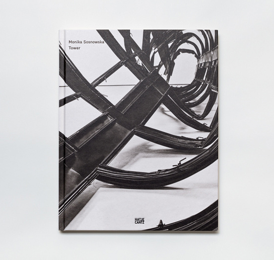Monika Sosnowska, Tower, publication by Hauser and Wirth