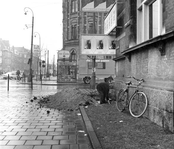 Jan-Dibbets-Museum-Sokkel-met-vier-hoeken-van-90gr-1969