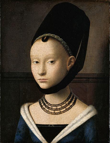 petrus_christus_-_portrait_of_a_young_woman_-_google_art_project