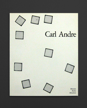 Carl-Andre-Munchen-cover